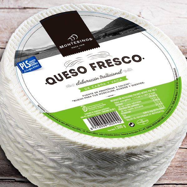 Queso fresco Cincho