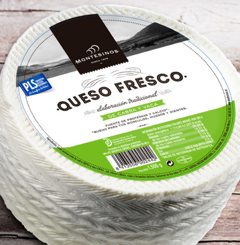 Fresh cheese Cincho